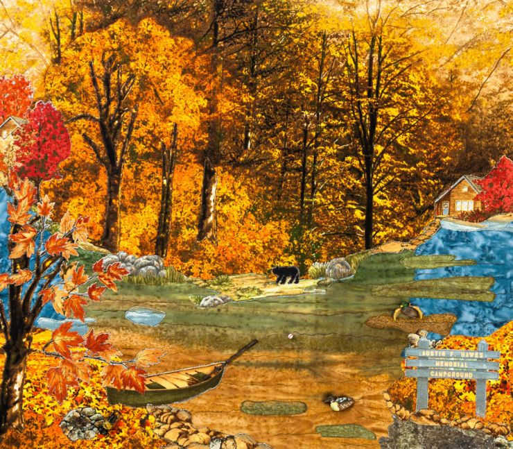 Campground Pool by Mary Moonen, Barkhamsted, CT Section 8.jpg